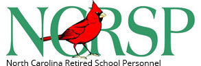 North Carolina Retired School Personnel Logo