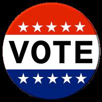 vote button 600